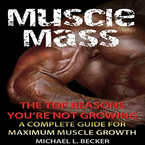 Muscle Mass audiobook cover art