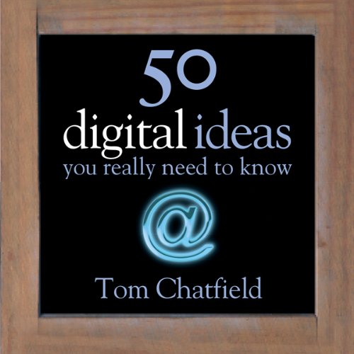 50 Digital Ideas You Really Need to Know Titelbild