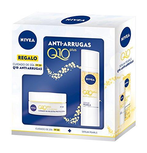 Nivea Q10 Set Crème Antirides + Sérum