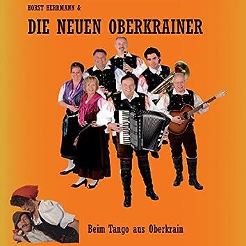 """Horst Herrmann & die neuen Oberkrainer """"Beim Tango aus Oberkrain"""""""