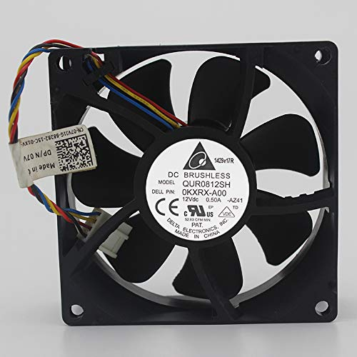 8025 12V 0.5A Free Shipping Cheap Bargain Gift PWM QUR0812SH Speed Fan Reservation Mo regulating 3 high