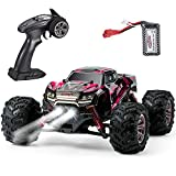 VATOS Remote Control Car RC Car Toy 4WD High Speed Car Off-Road Vehicle 1:20 Scale 26km/h 2.4GHz RC Monster Truck Electric Racing Car RC Buggy Truck Crawler Hobby Toy for Kids