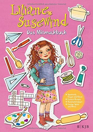 Liliane Susewind – Das Mitmachbuch (Liliane Susewind ab 8)