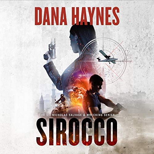 Sirocco Audiobook By Dana Haynes cover art