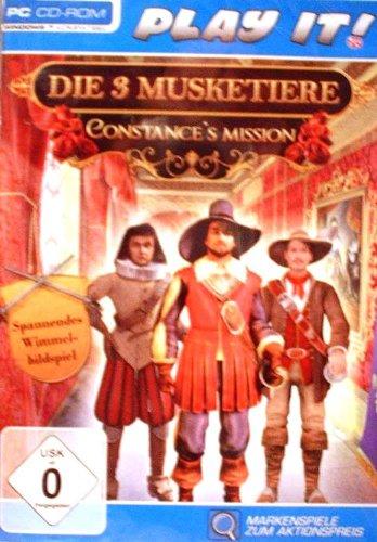 Preisvergleich Produktbild Die 3 Musketiere: Constances Mission