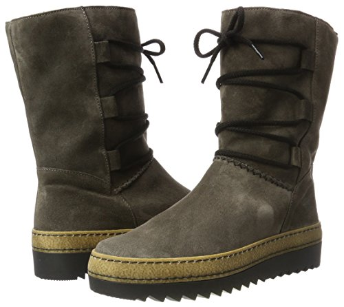Gabor Shoes Damen Jollys Schneestiefel, Grau - 5