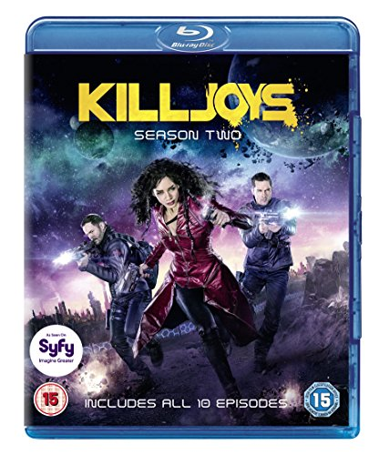 Killjoys - Season 2 [Blu-ray]