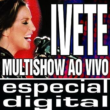 Multishow Ao Vivo - Ivete No Maracanã - Áudio Das 9 Faixas Exclusivas Do DVD