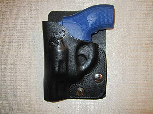 BRAIDS HOLSTERS Ruger LCR with CT Laser Grip Laser, Leather...