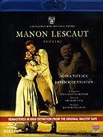Manon Lescaut [Blu-ray] [Import]