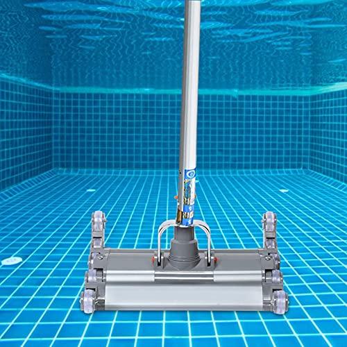 FEBT 360-Grad-Pool-Staubsauger, Pool-Saugreiniger, langlebige Poolausrüstung für den Pool