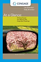 At a Glance: Writing Essays and Beyond with Integrated Readings