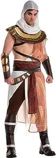 Adult Mens Assassins Creed Bayek Founder Organised Assassin Halloween Costume
