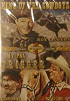 King of the Cowboys & My Pal Trigger [DVD]