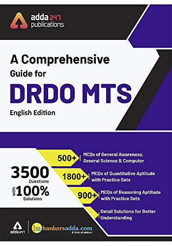 A Comprehensive Guide for DRDO MTS (English Edition)