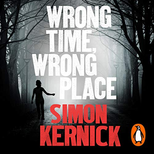 Wrong Time, Wrong Place cover art