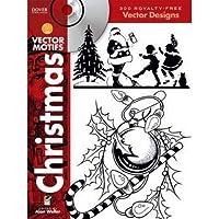Christmas Vector Motifsクリスマス [並行輸入品]