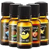 myAROMA   Set mit rein natürlichem Aroma für Sportler - Perfekt zum selbst mischen (5x 10ml)   Zuckerfrei & ohne Süßung