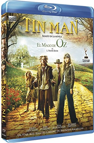 Tin Man (Blu-Ray) (Import) (Keine Deutsche Sprache) (2013) Zooey Deschanel; Neal Mcdonough; Alan Cumm