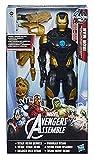 Marvel Avengers Titan Hero Series Bunker Buster Iron Man Figure