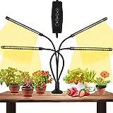 Lampe Horticole, MATEHOM 80 LEDs Lampe de Croissance à 360°...