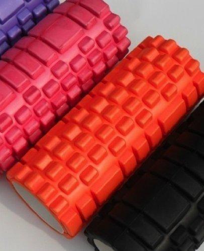 TNP Accessories - Rodillo de espuma para masajes y ejercicio, varios colores...