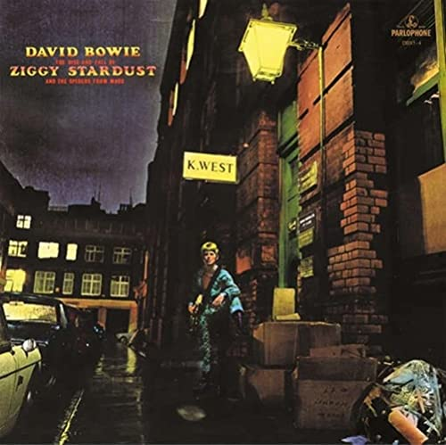 Bowie David - The Rise and Fall of Ziggy Stardust and The Spiders from Mars (1 LP)