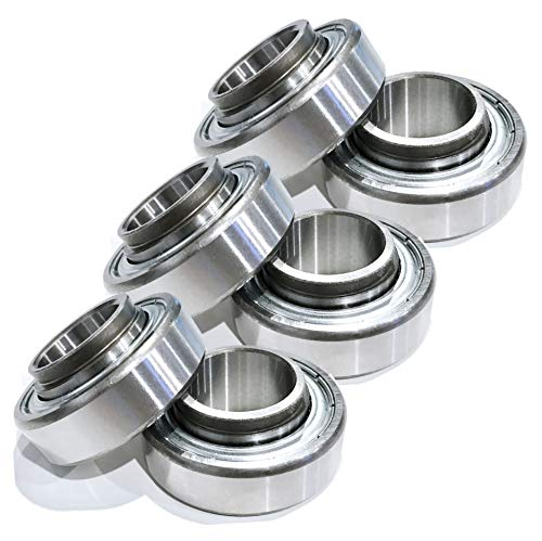HD Switch (6 Pack) Bearings w/High Temp Grease Replaces Dixie Chopper 30218 - OEM Upgrade