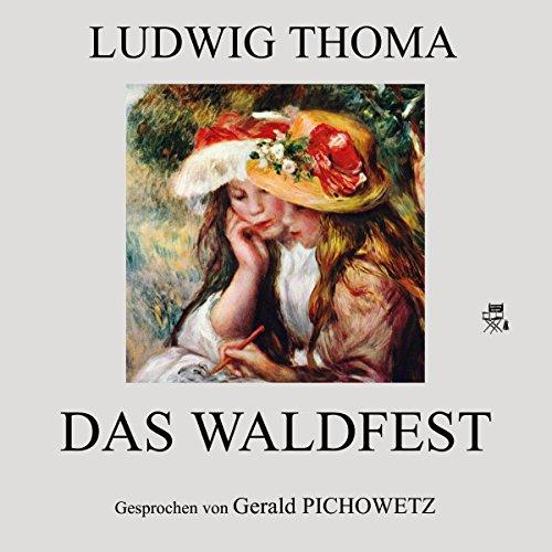 Das Waldfest audiobook cover art