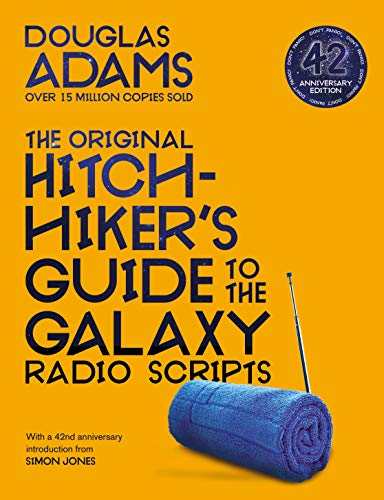Price comparison product image Hitchhikers Guide Radio