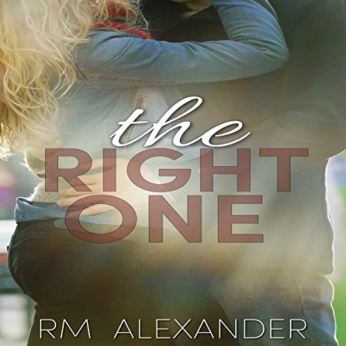The Right One audiobook cover art