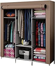 Safari Portable Closet with 2 Sections - Large