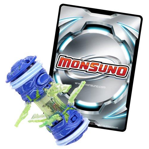 Monsuno–7756–Figur–Kore Deluxe Motorisiertes und Lichteffekten–Dust surgé