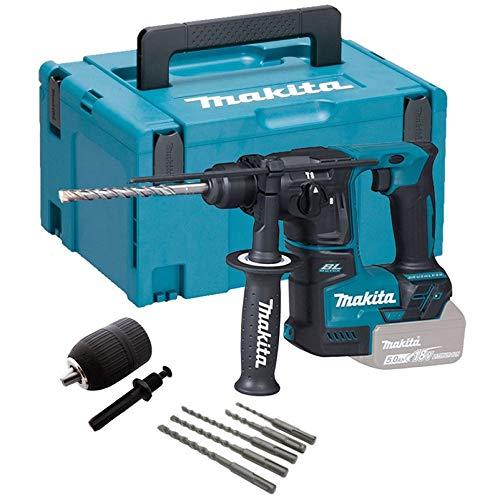 Makita DHR171Z 18V Cordless Brushless SDS+ Rotary Hammer Drill + Makpac + Chuck