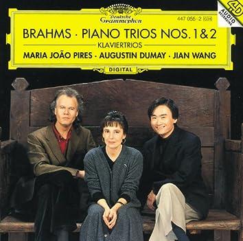 Brahms: Piano Trio Nos.1 Op.8 & 2 Op.87