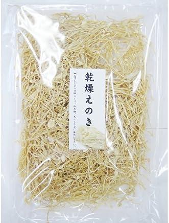 きのこ総合センター 国産乾燥えのき茸 50g