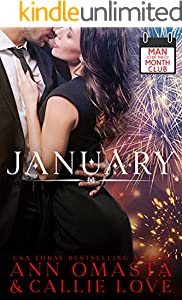 Man of the Month Club: JANUARY: A Hot Shot of Romance Quickie - Steamy Matchmaker Romance