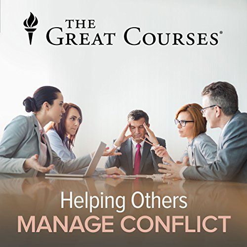 Helping Others Manage Conflict audiobook cover art