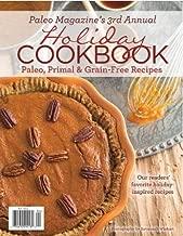 Paleo Magazine's 3rd Annual Holiday Cookbook 2015