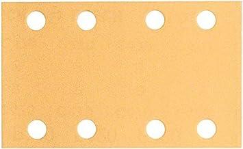 Bosch Pro Schuurblad voor vlakschuurmachine hout en kleur Best for Wood an Paint Korrelgrootte 120