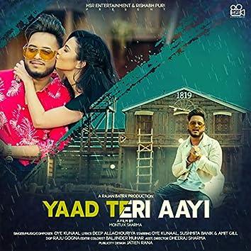 Yaad Teri Aayi