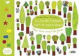 La famille Pompon part en pique-nique - Mon livre-circuit des formes
