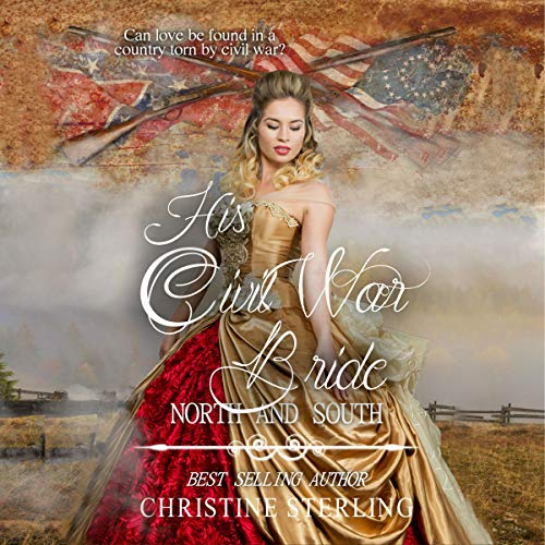 Page de couverture de His Civil War Bride