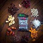 Health Shopping Frooze Balls Plant Protein Powered Fruit & Nut Energy Balls, Variety Pack Gift