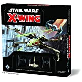 Fantasy Flight Games- Star Wars: X-Wing Segunda Edición - Español, Multicolor (SWZ01ES)