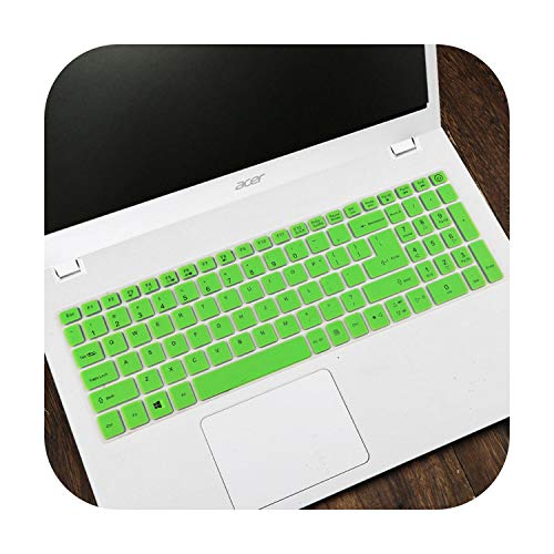 for 15.6' For Acer NITRO 5 AN515-52 AN515 AN5 VX 15 VX5-591G V 17 Gaming VN7-793G 17.3 Keyboard Protective Cover skin Protector-Gray-