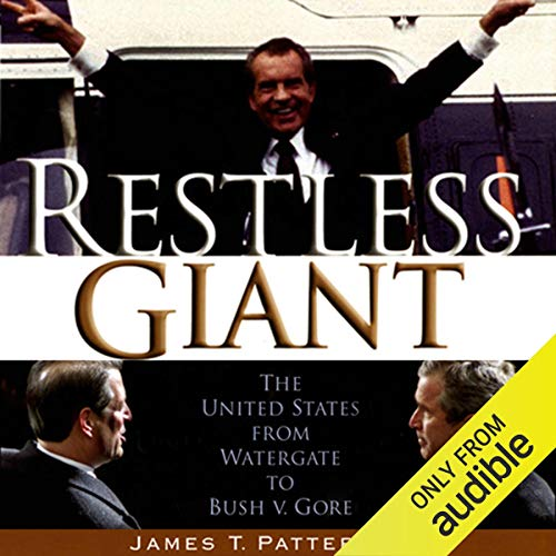 Restless Giant Titelbild
