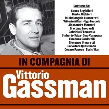 In compagnia di Vittorio Gassman