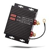 150 Amp Dual Battery Smart Isolator Universal 12V/24V Voltage Sensitive Relay for ATV, UTV, RV, Truck, Jeep, SUV Off-Roader Vehicle, High Current Battery Protection Split Charge Starter Relay