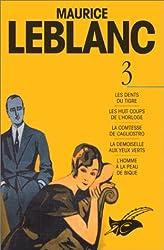 Arsène Lupin, tome 3 de Maurice Leblanc